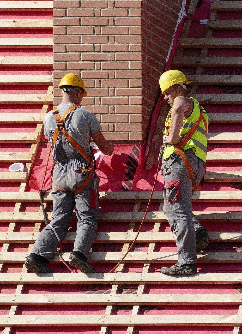 Renovatie en herstelling van daken