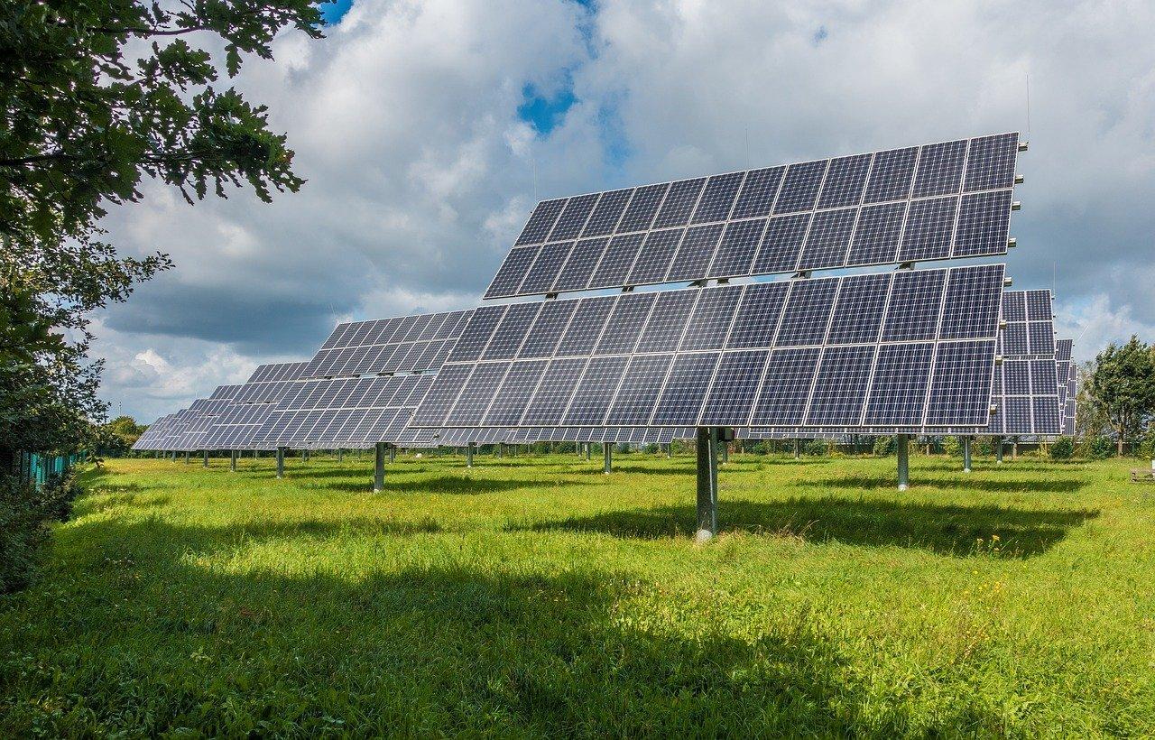 Installatie van zonnepanelen - Bruikbare oppervlakte